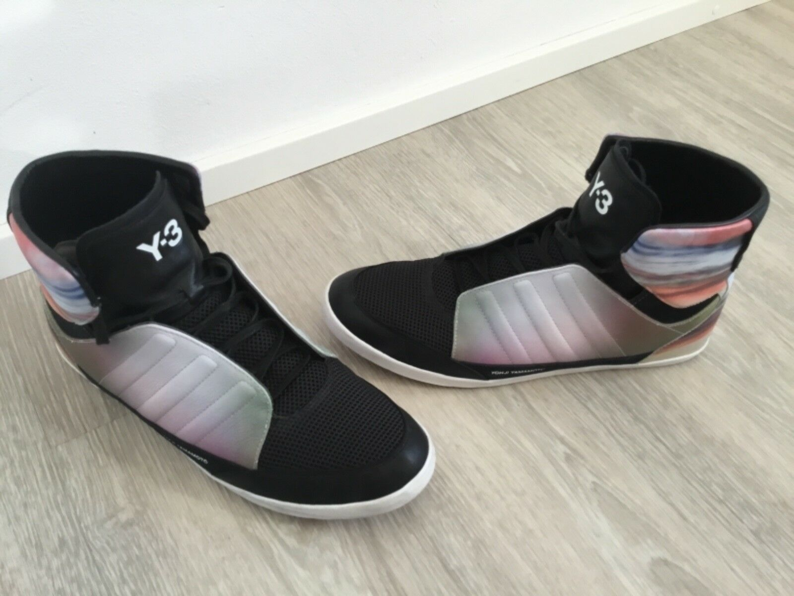 adidas Originals Forest Hills Herren Sneaker weiß rot silber BD7622