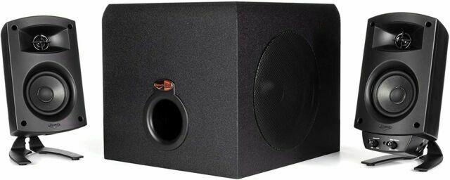 Klipsch ProMedia 9.9 THX Certified Speaker System - Black