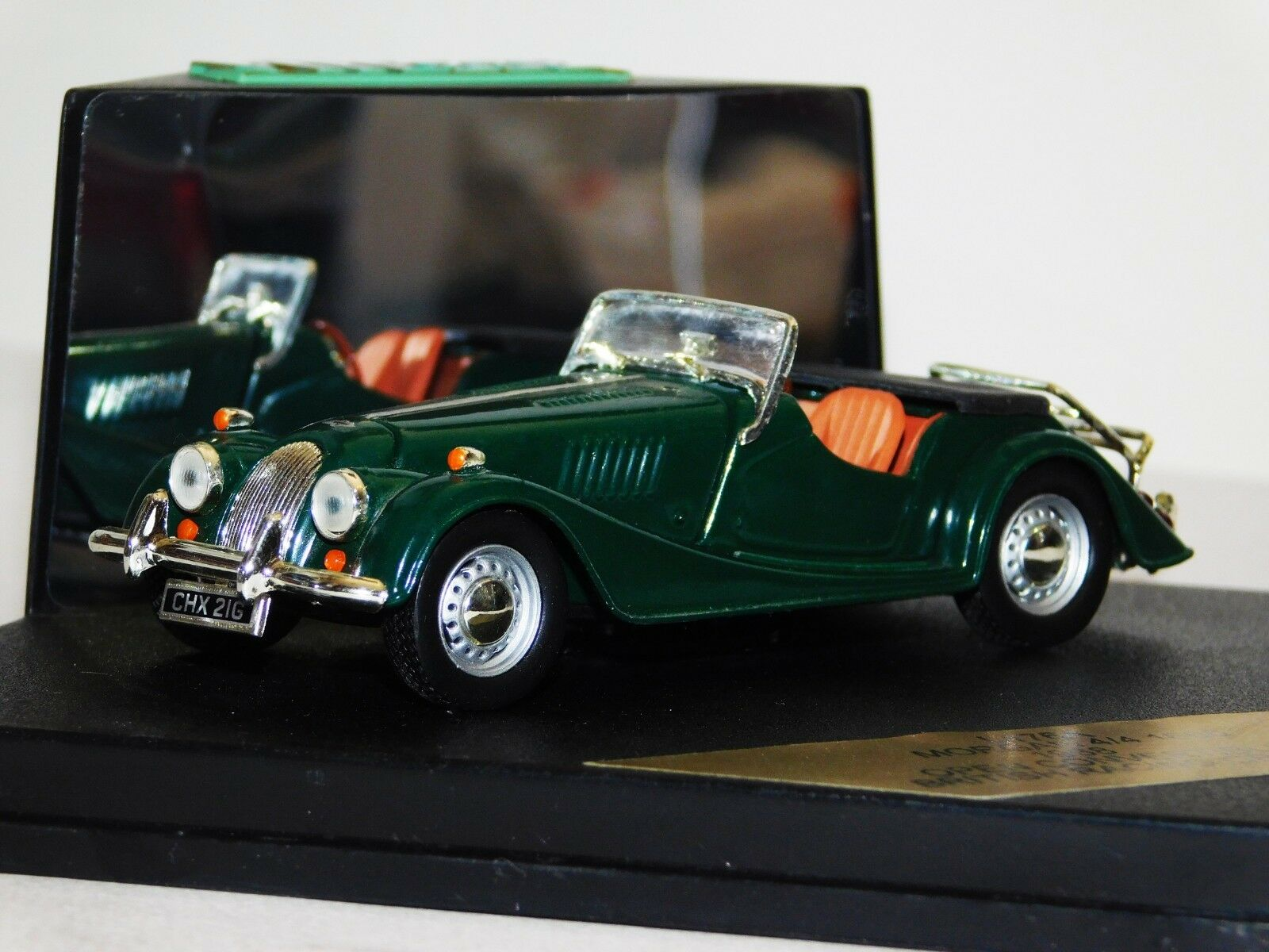 MORGAN 4 4 1600 1968 OPEN OPEN OPEN CONgreenIBLE BRITISH RACING GREEN VITESSE L176A 1 43 14e3af