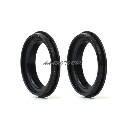 Fork Oil Seal /& Dust Seal Kit For Kawasaki ZX10R 06 07 new seal x4 #255