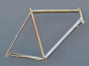 CHAKA Rennrad Rahmen Aluminium RH 60 cm in Aluminium roh IS NR775