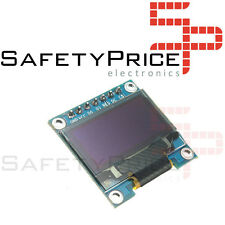 "Anzeige OLED 0,96 Blau IIK I2C Modul 128x64 0,96"" LED Arduino"