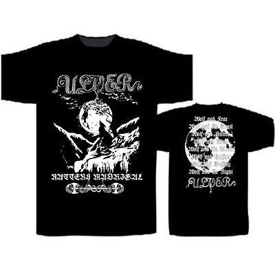 Ulver - Nattens Madrigal - T-Shirt - S / M / L / XL / XXL