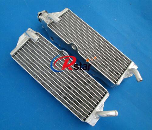 FOR HUSQVARNA TC250 TE250 TE450//510 TC450//510 2003-2009 ALUMINUM RADIATOR