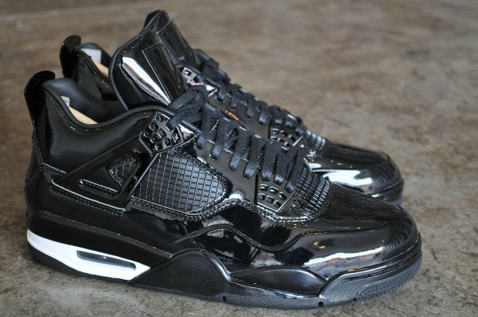 Nike 2018 Air Jordan 11LAB4 noir 2018 Nike - noir/blanc 93aa2e