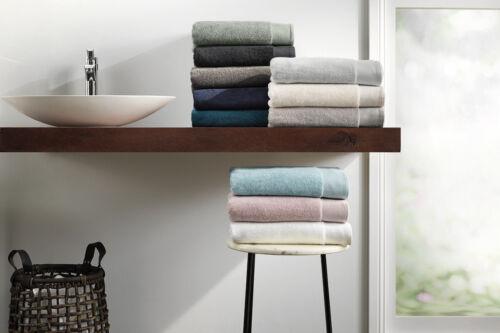 Sheridan Luxury Retreat Towel Collection Smoke