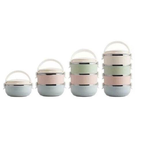 Bento Lunchbox Thermo Isoliert Zubehör Lebensmittelbehälter Praktischer