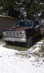 1983 Ford F 250
