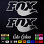thumbnail 12 - FOX RACING Decal sticker vinyl MOTOCROSS KTM HONDA SUZUKI WINDOW DIRT BIKE 137