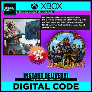 Sea of Thieves : Ocean Crawler Bundle - Xbox Series X|S | Xbox One 🏴☠️