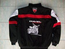 NEU DUCATI DIAVEL Carbon Fan-Jacke 3farbig veste jacket jas jakka giaccia