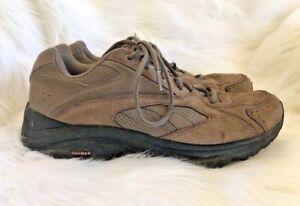 Reebok DMX Max Womens Brown Hiking Comfort Shoes EUR 41 US 10