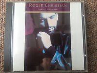 Roger Christian - Take It From Me CD Single 1989 3 Track
