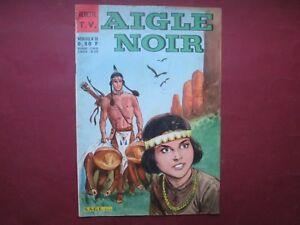 VEDETTES-TV-AIGLE-NOIR-N-39-1964-BON-ETAT