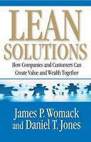 Lean Solutions: How Companies And Customers Can Create Value And Wealth Together on sale