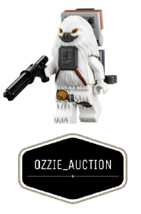 75172 Lego Star Wars Rouge One Moroff Minifigure