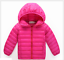 Kids-Girls-Boys-Winter-Puffer-Hooded-Quilted-Padded-Ultralight-Down-Jacket-Coat thumbnail 9
