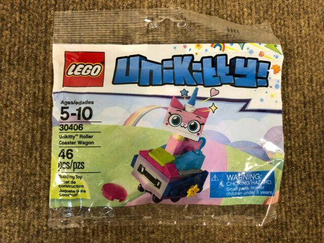 Polybag 30406 Unikitty Roller Coaster Wagon LEGO® Unikitty NEU OVP
