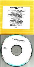 Rare ADVNCE PROMO CD BRITNEY SPEARS Blink 182 CELINE DION Jennifer Lopez SHAKIRA