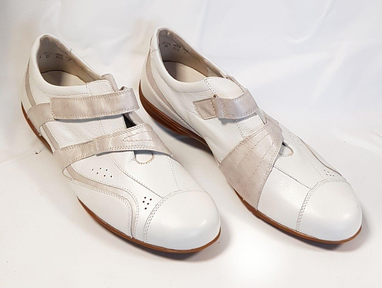 Semler Verona Damen Schuhe Sneaker Halbschuh Klettverschluss Vario-Fussbett