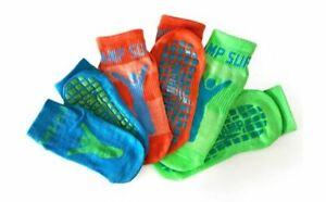 Trampoline-grip-socks-Super-tramp-yoga-fitness-non-slip-slipper-sock