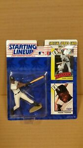 STARTING-LINEUP-SLU-MLB-1993-SERIES-FRANK-THOMAS-WHITE-SOX-ACTUAL-PHOTOS