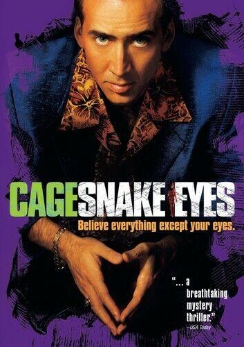 Snake Eyes DVD NEW