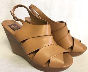 722502c8f193 DV Dolce Vita Womens Platform Wedge Sandal Shoes Slingbacks Strappy ...
