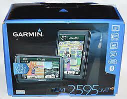 "Garmin Nuvi 2595LMT HD 5"" Touchscreen GPS with Bluetooth"