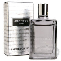 Jimmy Choo Man Perfume Men Parfum Fragrance Cologne Eau De Toilette 4.5ml 0.15oz