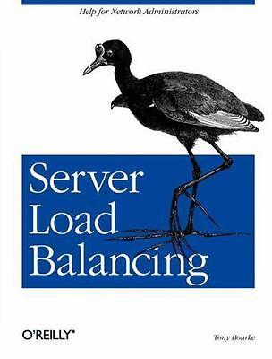 Server Load Balancing By Tony Bourke (o'reilly, Paperback) Jaarlijkse Koopjesverkoop