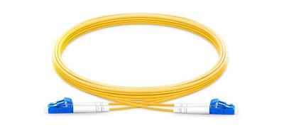 84221 Lot of10 1m SC-APC to SC-UPC 9//125 Singlemode Duplex Fiber Patch Cable