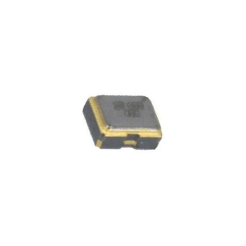 Quarz 27MHz 15pF SMD Maße Korp ISA11-3FBH-27.000M Resonator 2x1,6x0,8mm 10ms I