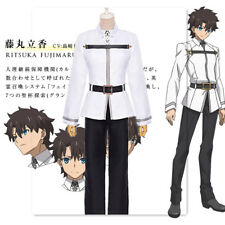 Details about  /Fate Grand Order Master Chaldea Combat Uniform Cosplay Costume/&