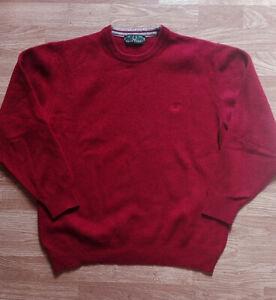 Dettagli su maglione uomo liu jo lana e viscosa taglia XL