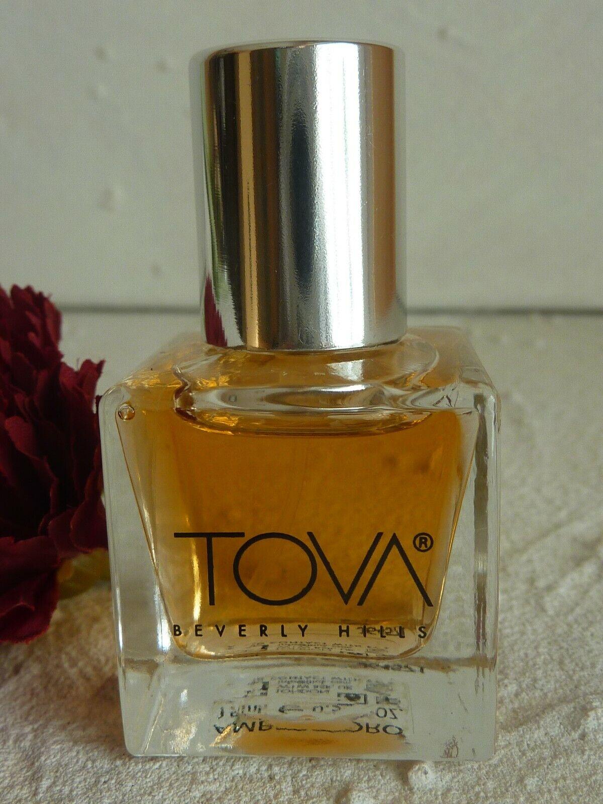 """(€150,00/100ml)  TOVA  """"Ambre D'Oro"""" Eau de Parfum, 15 ml"""