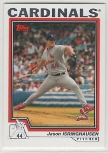 2004-Topps-Baseball-Saint-Louis-Cardinals-With-Traded-Team-Set