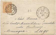 P5357    Rieti, POGGIO MIRTETO, numerale a barre 1881