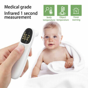 Infrared-Temperature-Gun-Non-Contact-Digital-LCD-Forehead-Baby-Adult-Thermometer