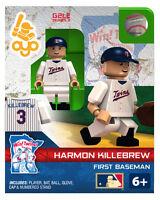 Harmon Killebrew Oyo Hall Of Fame Minnesota Twins Mlb Mini Fig G2