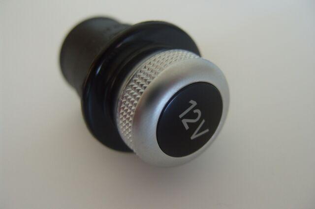 Original Audi Zigarettenanzünder Steckdose Attrappe Blende 12 Volt 4H0919311