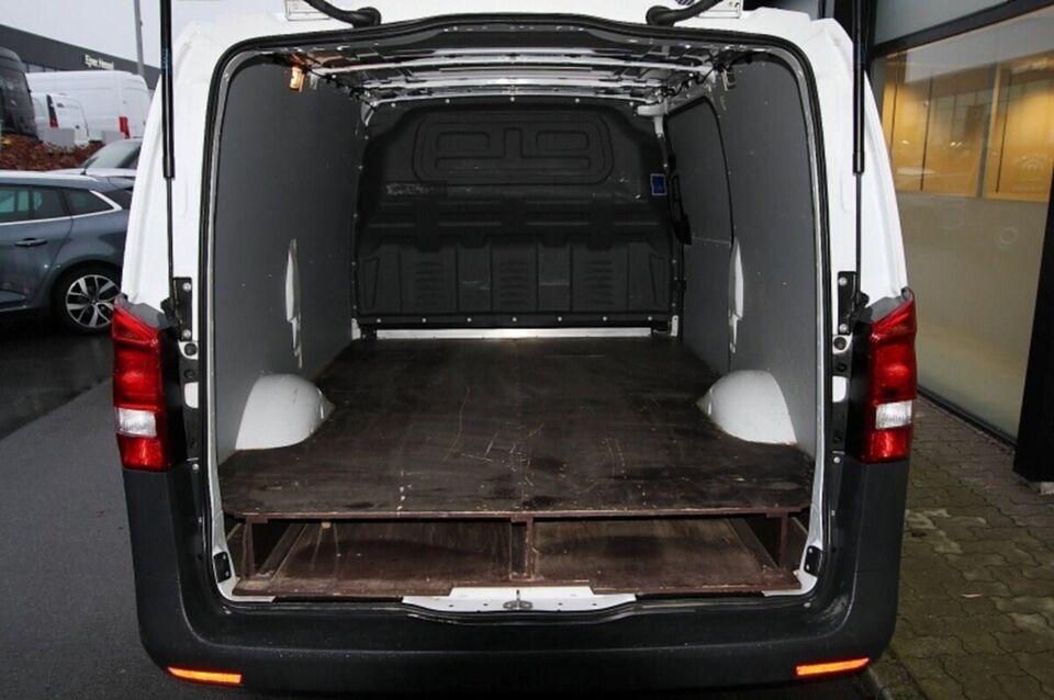 Mercedes Vito 111 1,6 CDi Basic L d Diesel modelår 2015 Hvid