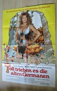 Toll Trieben Es Die Alten Germanen