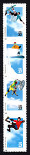 3321-24 Extreme Sports  STRIP of 4 IN CORRECT ORDER-READY IN MOUNT MNH-VF