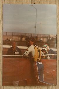 Original-1980s-Speedway-Rider-Photo-Rick-Miller-USA-Eagles-Bees