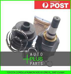 Fits-TOYOTA-COROLLA-RUMION-NZE151-ZRE15-2007-Current-Inner-Joint-23X34X23