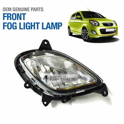 OEM Genuine Parts Fog Light Lamp For KIA 2010 Picanto Morning