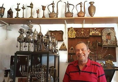 Antiques and Judaica
