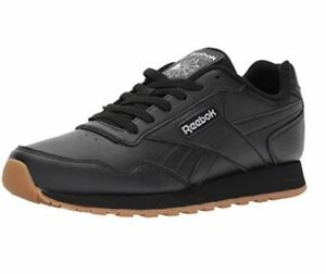Men s Reebok Classic Leather Harman Run Sneaker Black Gum CM9204  ed68aadbd