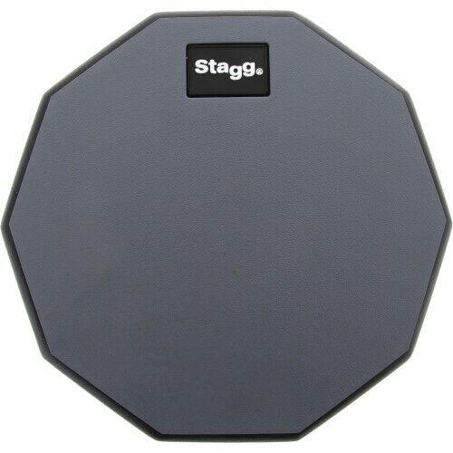 STAGG TD-08R   8 Zoll Übungspad 10-saitigNeu